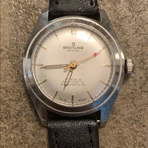 Breitling Mens Classic Watch